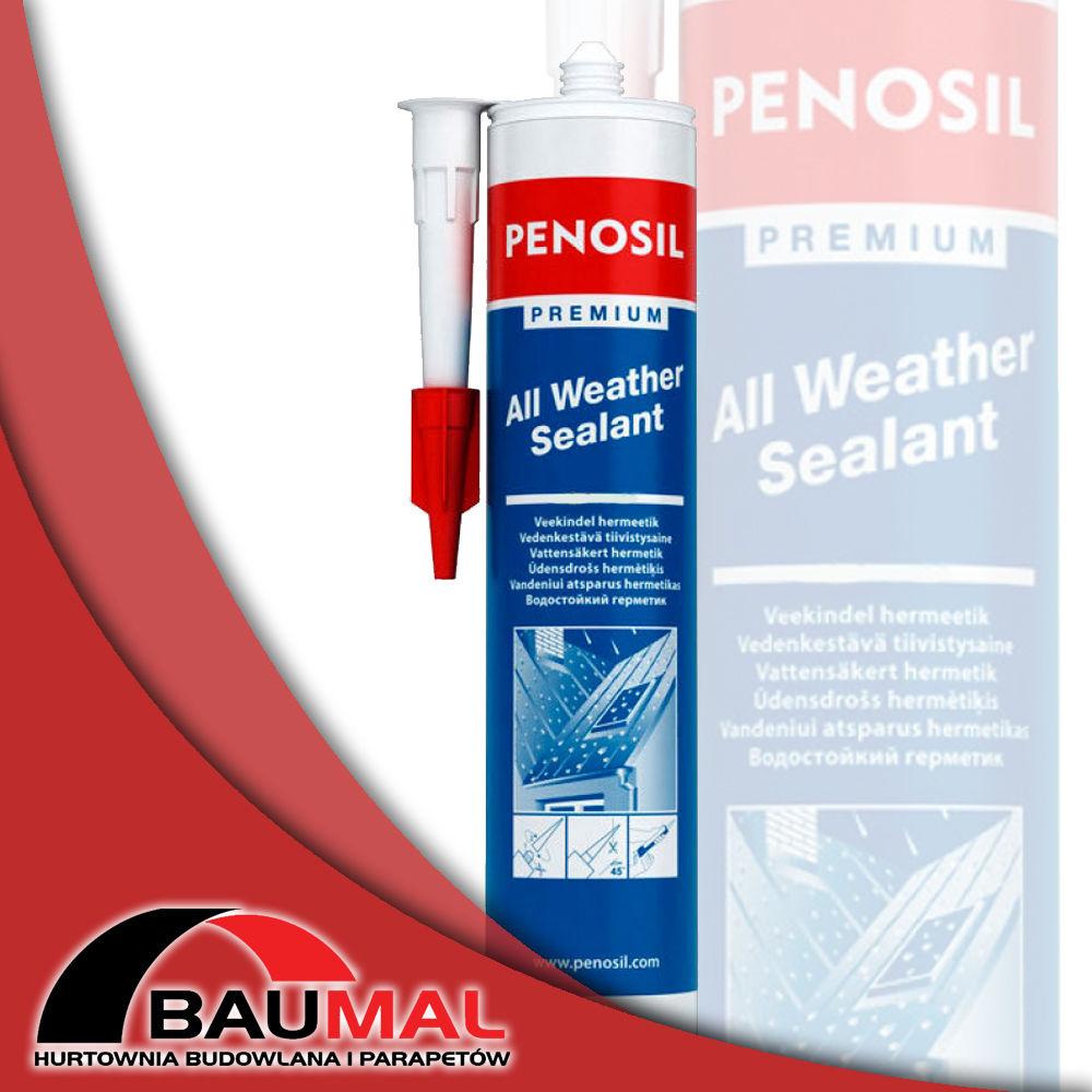 Uszczelniacz wodoodporny Penosil Premium All Weather 310ml