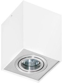 Plafon Eloy GM4106 AZ0872 AZzardo nowoczesna oprawa w kolorze białym