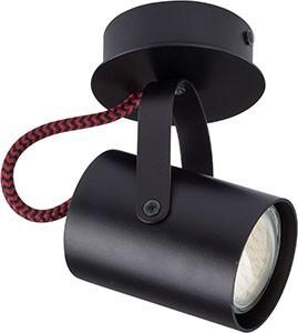 Spot Kamera 1 czarna i czerwony 32613 - Sigma // Rabaty w koszyku i darmowa dostawa od 299zł !