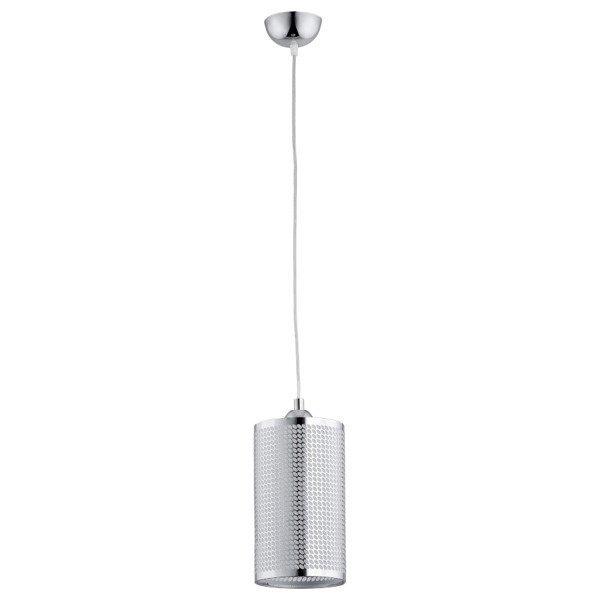Lampa wisząca zwis MASSIMO chrom śr. 14,5cm