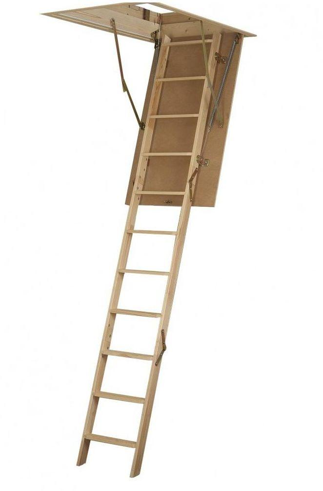 Schody strychowe EUROBEST 2 120 x 60 cm