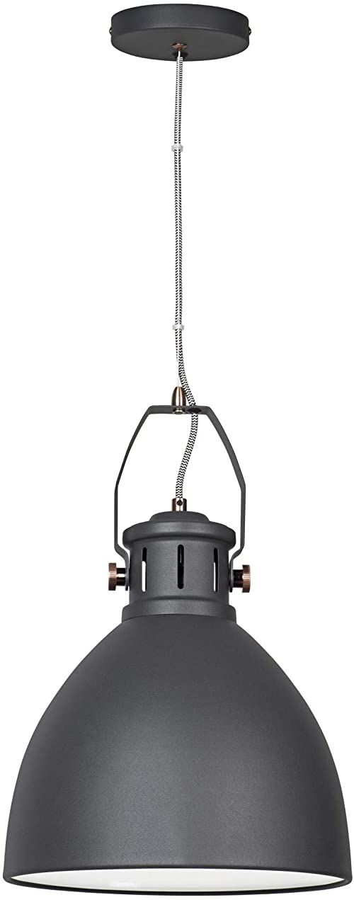 Activejet Lampa Wiszaca Activejet Czarna Aje-Sisi 1Xe27 ,Czarny ,230.0 Volts