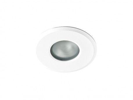 Oprawa sufitowa Oscar AZ1714 AZzardo okrągła oprawa w kolorze białym