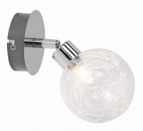 Lampa ścienna kinkiet SONORA 829301-06 Reality