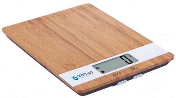 OROMED ORO-Kitchen Scale (biały) - szybka wysyłka!