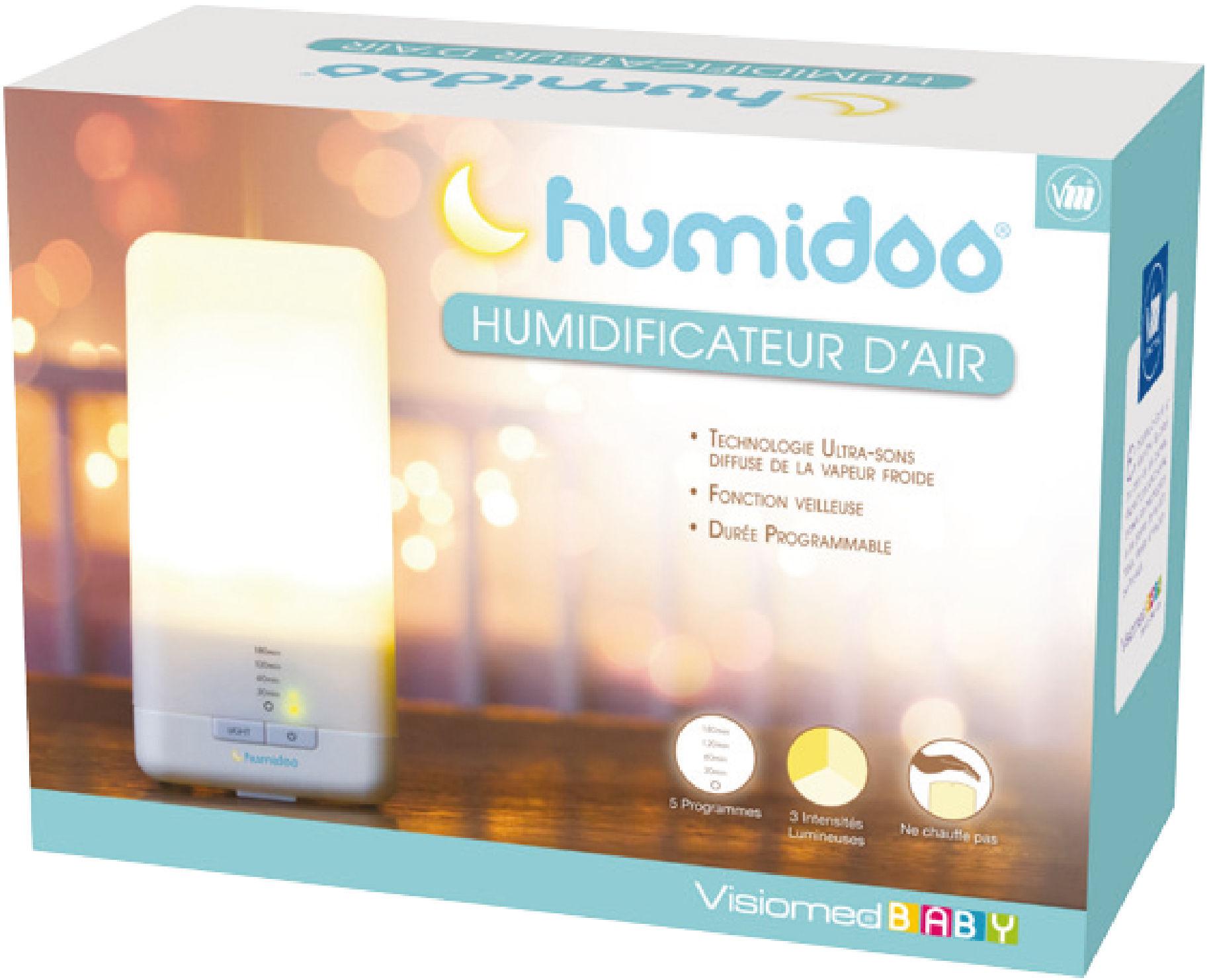 Visiomed Humidoo Nawilżacz ultradźwiękowy