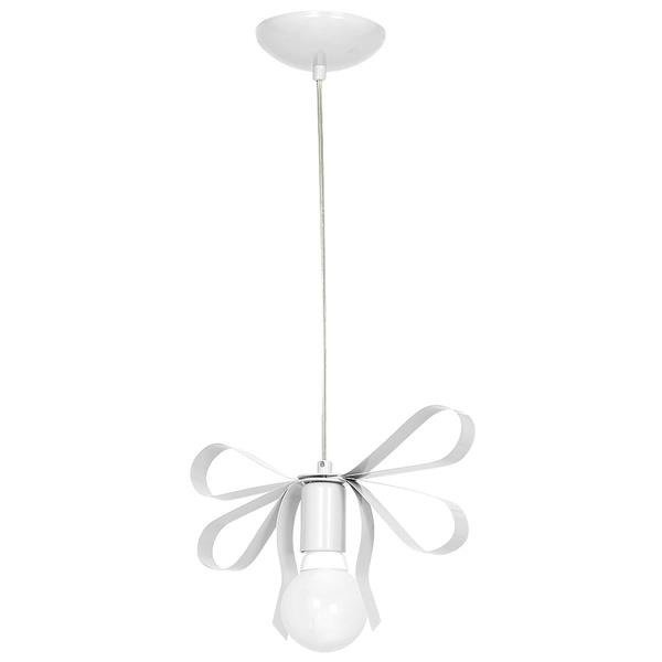 Lampa Wisząca EMMA WHITE 1xE27 MLP1036