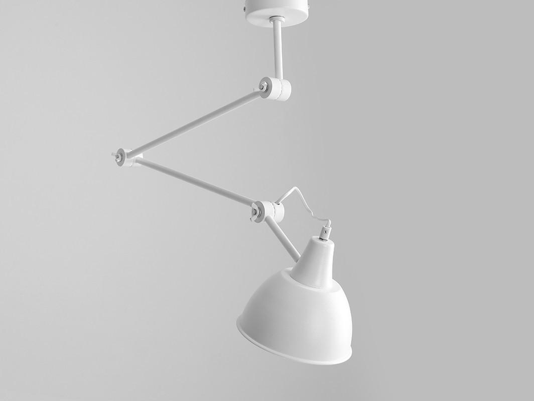 Lampa wisząca COBEN SUSPENSION - biały - Customform