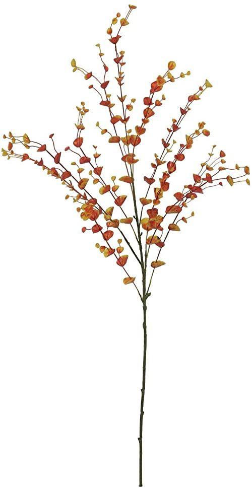 Euro Palms sztuczna roślina, pomarańczowa