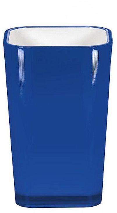 Kubek na szczoteczki do zębów Kleine Wolke Easy Cobalt Blue