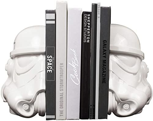 Oryginalna podpórka do książek Stormtrooper 1002472 Office Standard