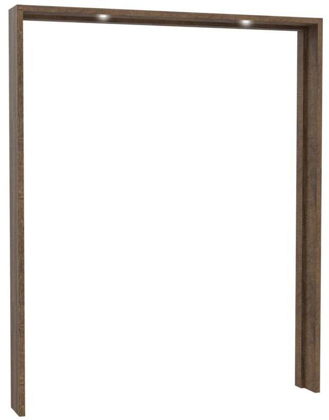 Listwy okalające z oswietleniem do szafy DREAMER 170 180.8 x 215.1 cm FORTE