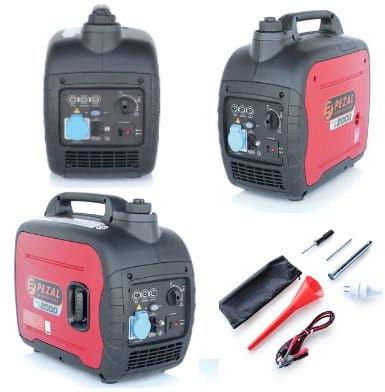Agregat prądotwórczy inwertorowy PEZAL P-IG2000 1,8kW