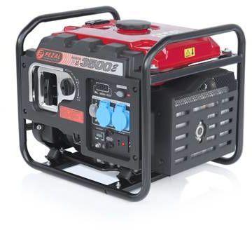 Agregat prądotwórczy inwertorowy PEZAL P-IG3500E 3,3kW