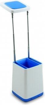 Lampa biurkowa LED 4,2W HELSINKI Niebieska Polux (zasilanie USB micro PC,ładowarka)- wysyłka 24h (na stanie 1 sztuka)