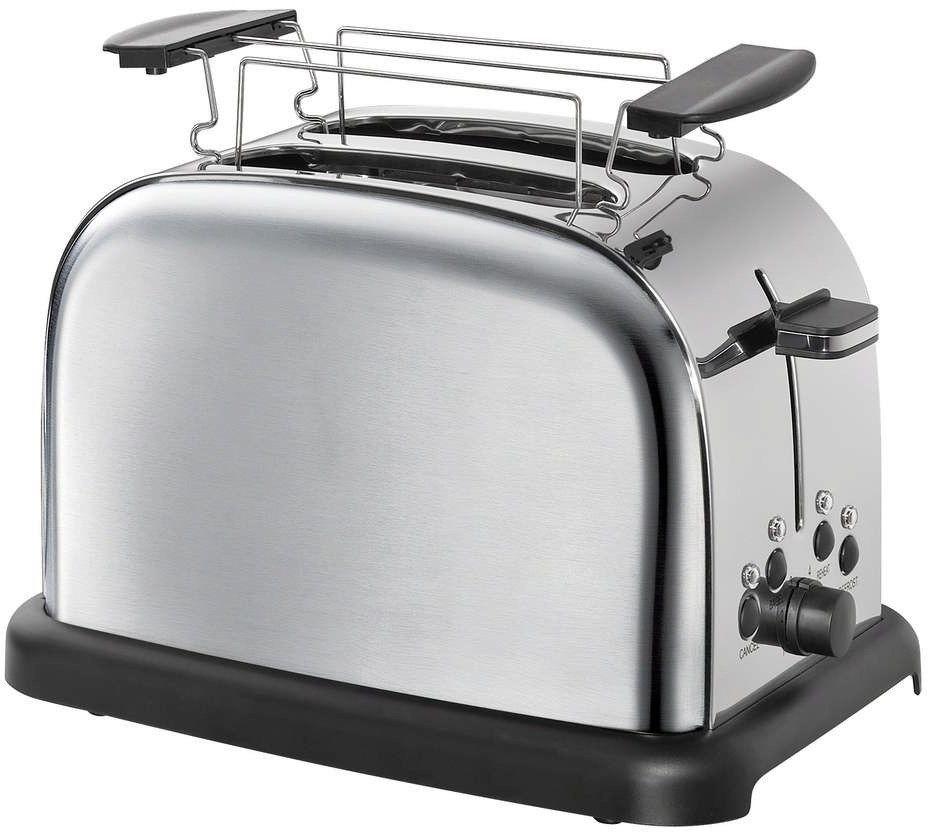 Cilio - retro - toster, stalowy