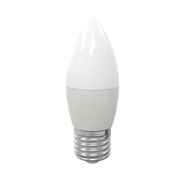 Żarówka LED 7W C37 świeczka E27 barwa neutralna 4500K EKZA1458