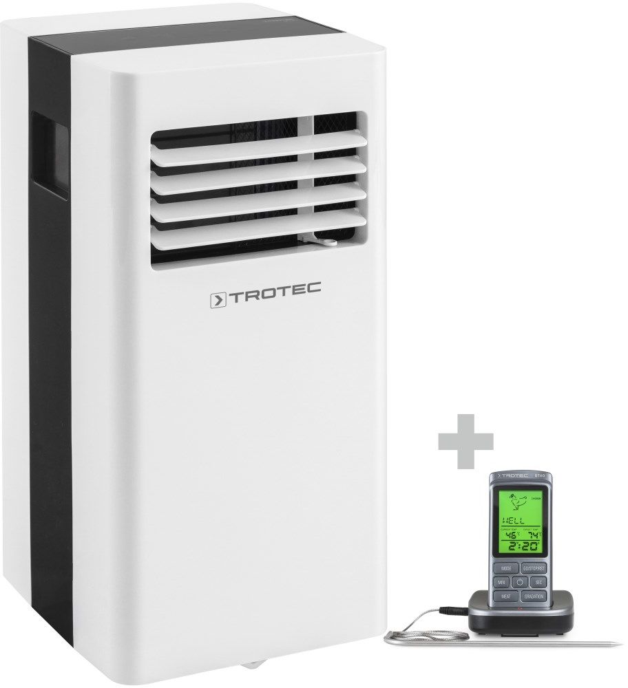 Klimatyzator przenośny PAC 2600 X + Termometr do grilla BT40