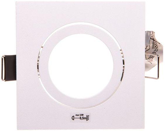 Oprawa punktowa 50W Gx5,3 12V DALLA CT-DTL50-W biała 22431