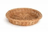 Okrągły Koszyk Wiklinowy Ø 20 cm