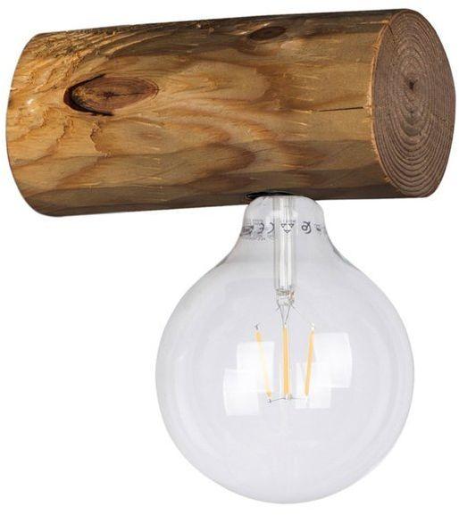 TRABO SIMPE kinkiet drewno sosnowe kolor sosna bejcowana, 6994151