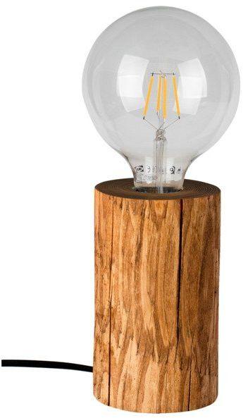 TRABO TABLE lampa stołowa drewno sosnowe kolor sosna bejcowana, 76910151