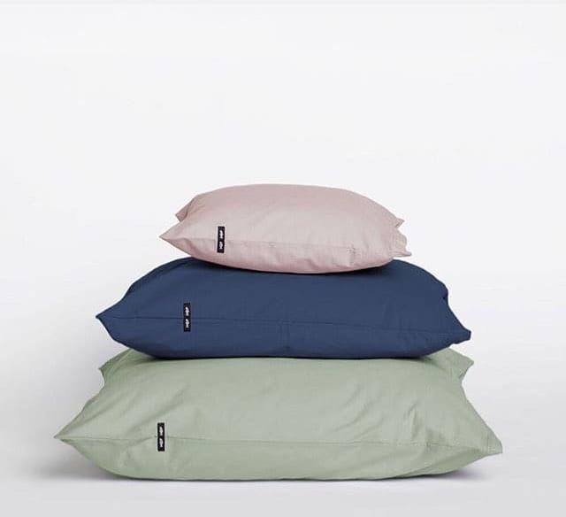 Poszewki na poduszkę 80x80 HOP Design Pure - 2 sztuki