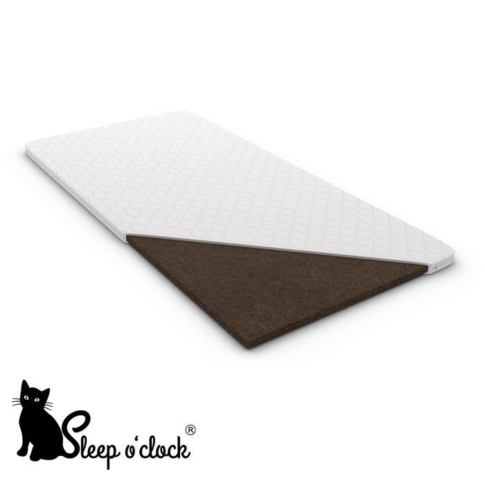 materac nawierzchniowy FIT sleep o''clock 90x200 H4 + RATY