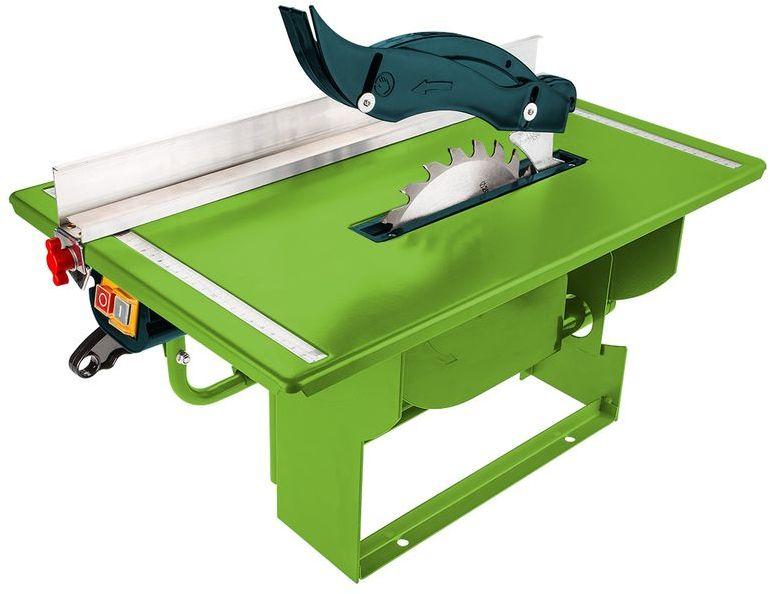 Pilarka stołowa 800W, tarcza 200x16 mm 52G219