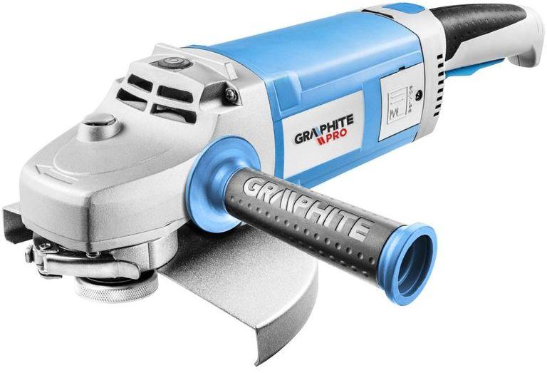 Szlifierka kątowa 2400W tarcza 230x22,2 mm 59GP004