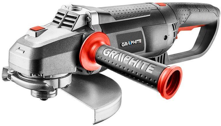 Szlifierka kątowa 2600W, tarcza 230x22.2mm 59G208