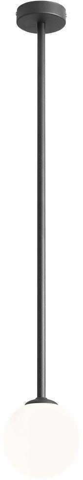 Pinne lampa wisząca kula czarna 1080PL/G1/L - Aldex // Rabaty w koszyku i darmowa dostawa od 299zł !