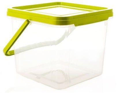 Pojemnik CLEAN BOX 6,3L Mix kolorów