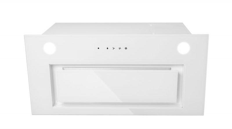 Okap podszafkowy Aris White 59,5 cm