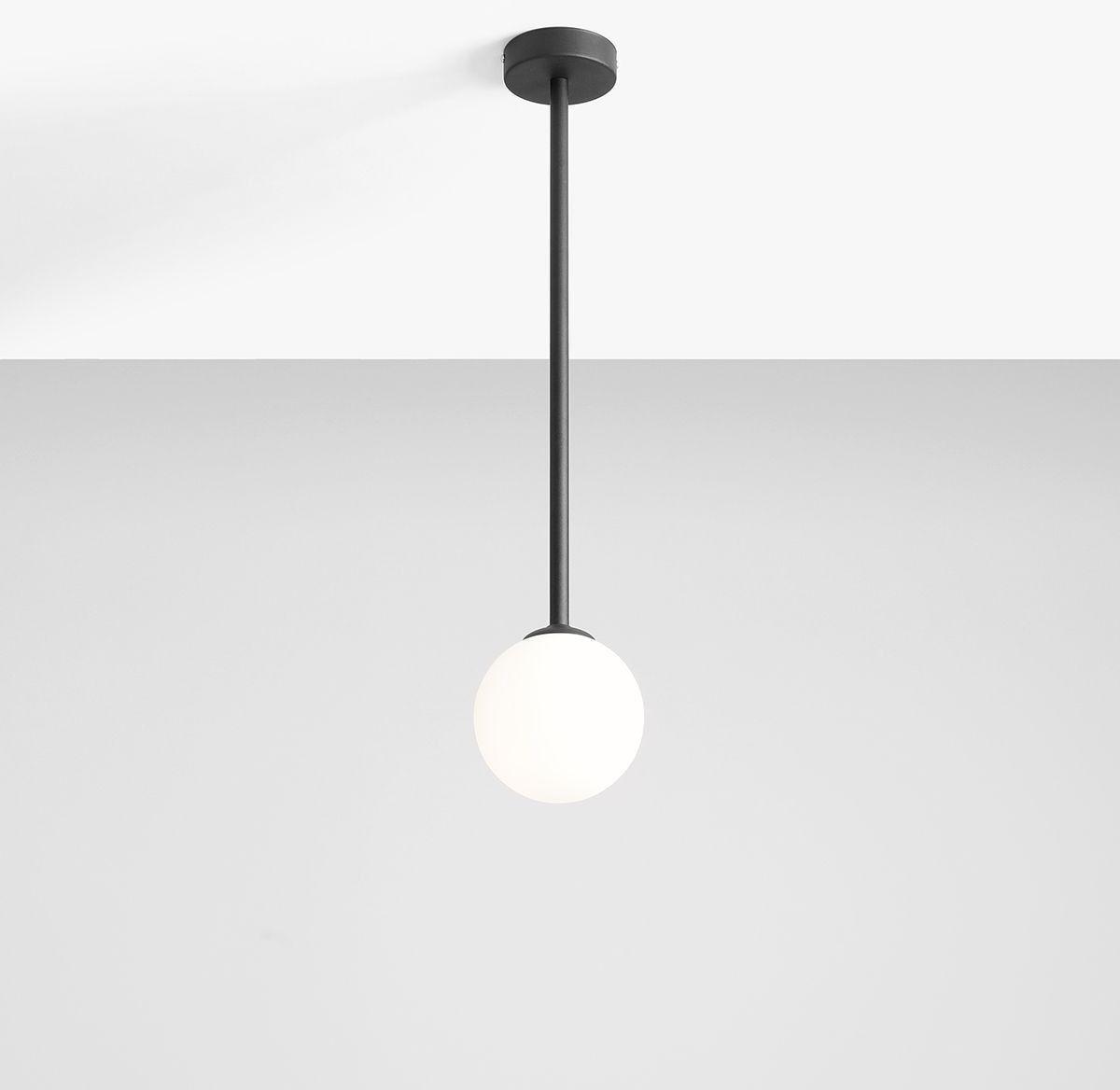 Pinne lampa wisząca czarna 1080PL/G1/M - Aldex // Rabaty w koszyku i darmowa dostawa od 299zł !