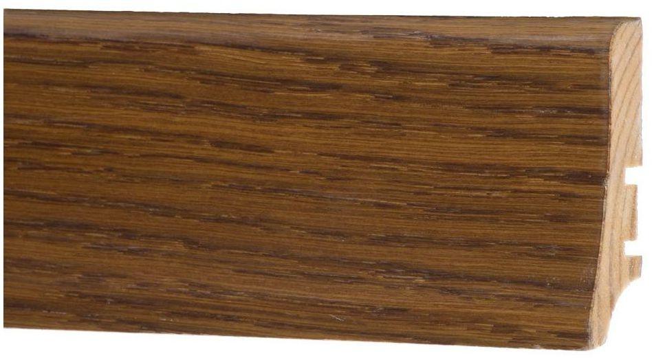Listwa przypodłogowa Iroko lakierowany 58x2200 mm Barlinek