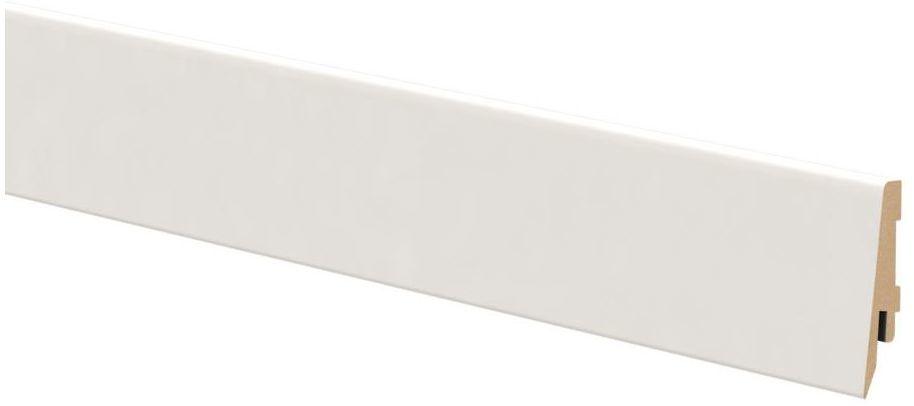 Listwa przypodłogowa mdf biała K58C 18X58X2600mm Krono original