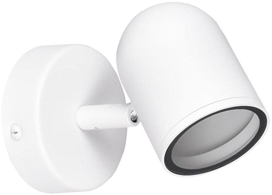 Reflektorek łazienkowy Doli IP44 biały GU10 Inspire