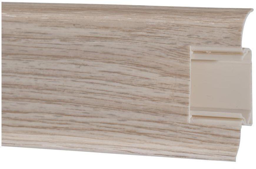 Listwa przypodłogowa pcv Dąb Kaukaski 7108 Izzi 55 mm Vox