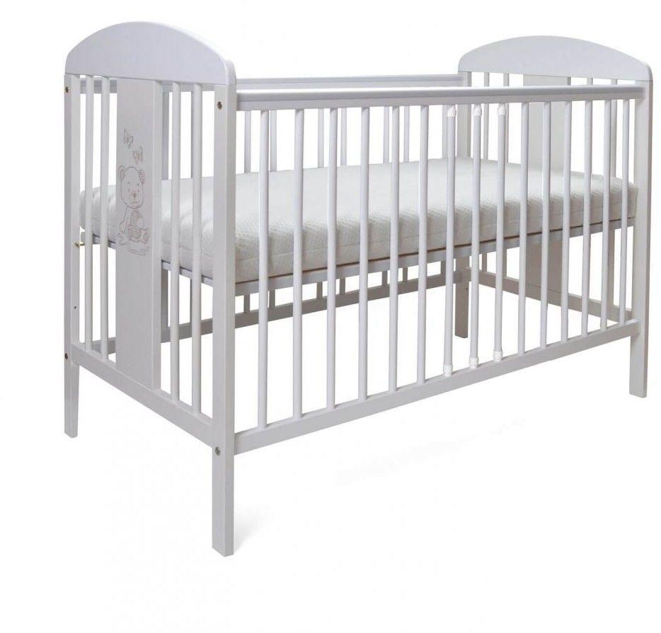 Łóżeczko Drewniane Klasyczne Tomi XX