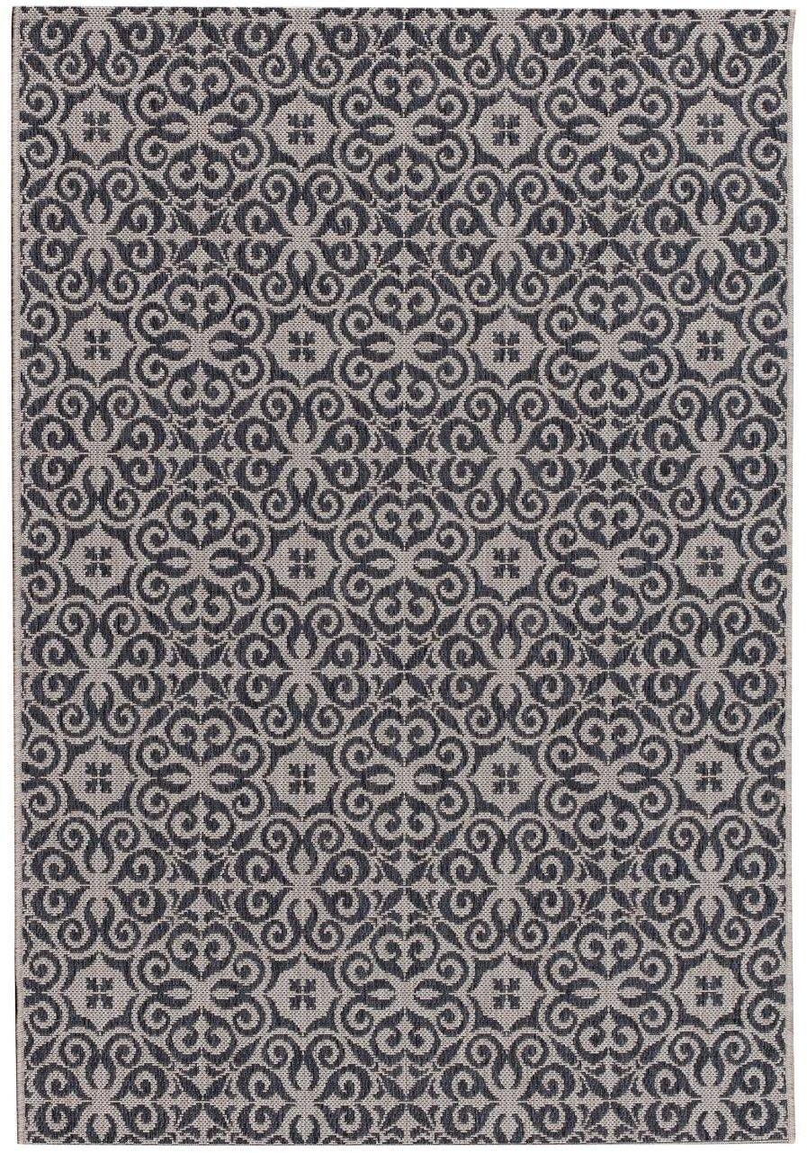 Dywan Modern Ethno sand/anthracite 67x130cm, 67  130 cm