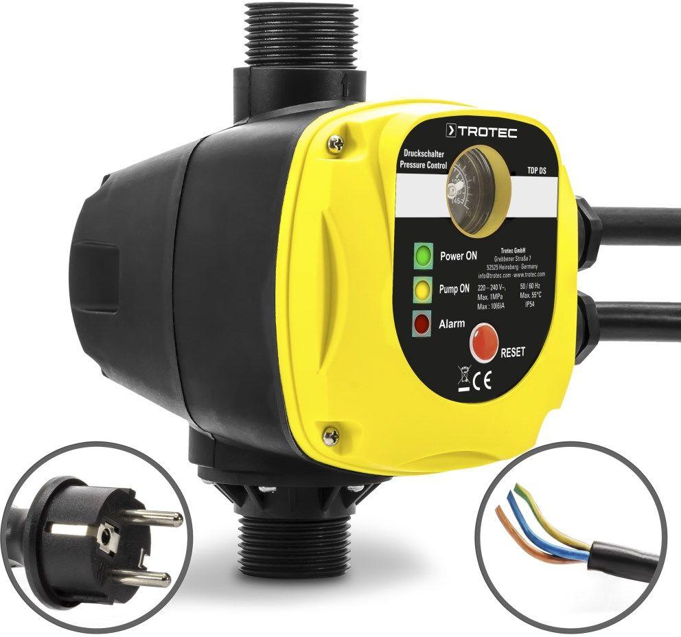 Elektroniczny włącznik ciśnienia TDP DS bez wtyczki