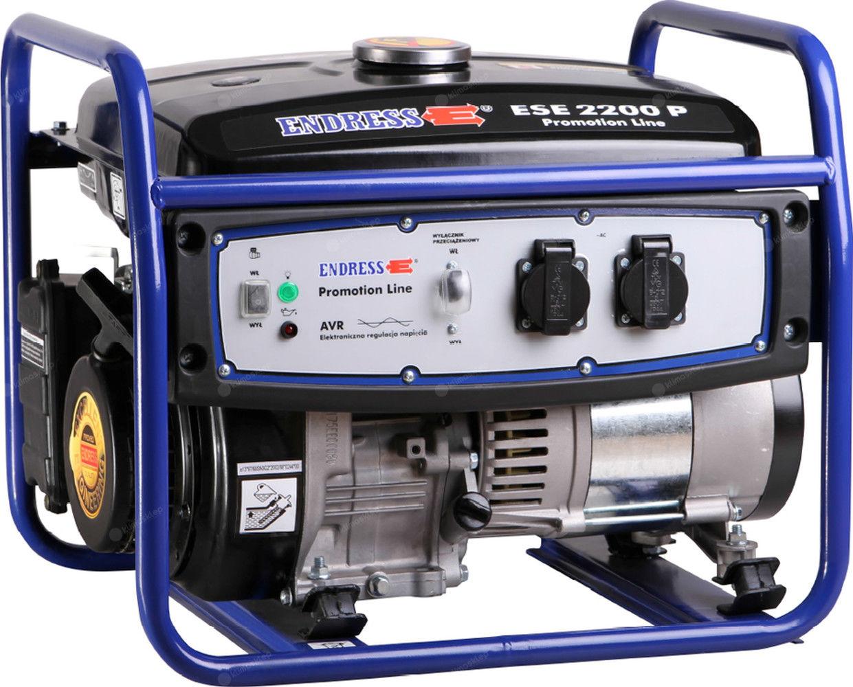 Agregat prądotwórczy Endress ESE 2200 P Ecopower