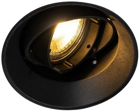 Spot Oneon DL Round 50-1 ARGU10-043 Zuma Line nowoczesna oprawa w kolorze czarnym