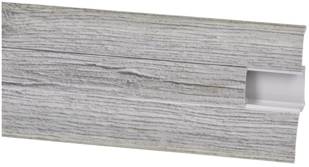 Listwa przypodłogowa pcv Dąb Calisto Perfecta 60 mm Korner