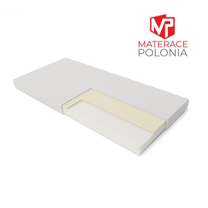 materac piankowy GÓRSKI MateracePolonia 140x200 H2 + 2 lat gwarancji