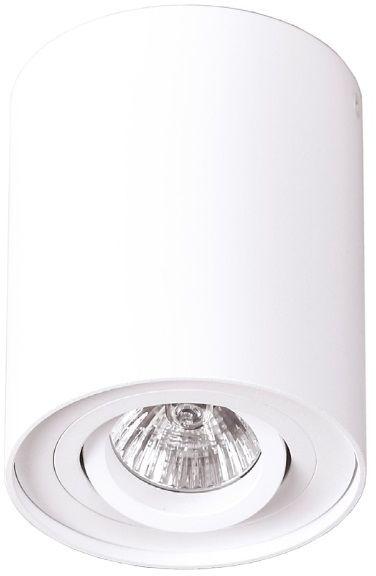 WYSYŁKA 24H Plafon oprawa Basic Round I C0067 Maxlight biała oprawa w nowoczesnym stylu
