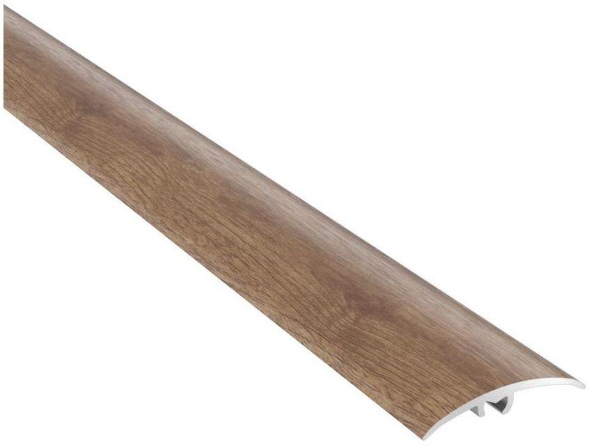 Profil podłogowy uniwersalny No.16 Dąb santana 37 x 930 mm Artens