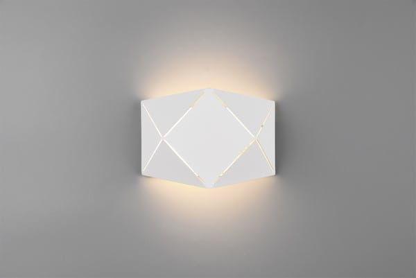Kinkiet biały LED Zandor 223510131 Trio // Rabaty w koszyku i darmowa dostawa od 299zł !