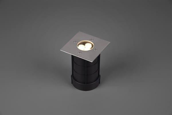 Lampa najazdowa zewnętrzna LED Belaja 821669107 Trio // Rabaty w koszyku i darmowa dostawa od 299zł !